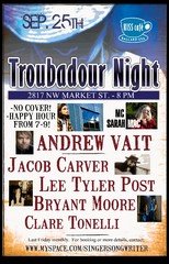 TroubadourNight